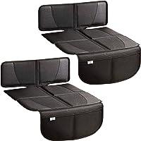 Helteko Protector de asiento de coche con acolchado más grueso, 2 unidades de fundas para asiento de coche para bebé…