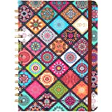 """2021-2022 Planner - Academic Planner/Weekly & Monthly Planner with Flexible Hardcover, Jul 2021 - Jun 2022, 6.4"""" x 8.5"""", Twin"""
