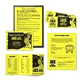 "Astrobrights Color Paper, 8.5"" x 11"", 24 lb/89 GSM, Lift-Off Lemon, 500 Sheets"