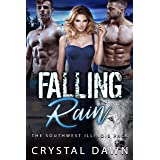 Falling Rain: A Legend of the White Werewolf Menege spinoff (Southwest Illinois Pack Book 1)