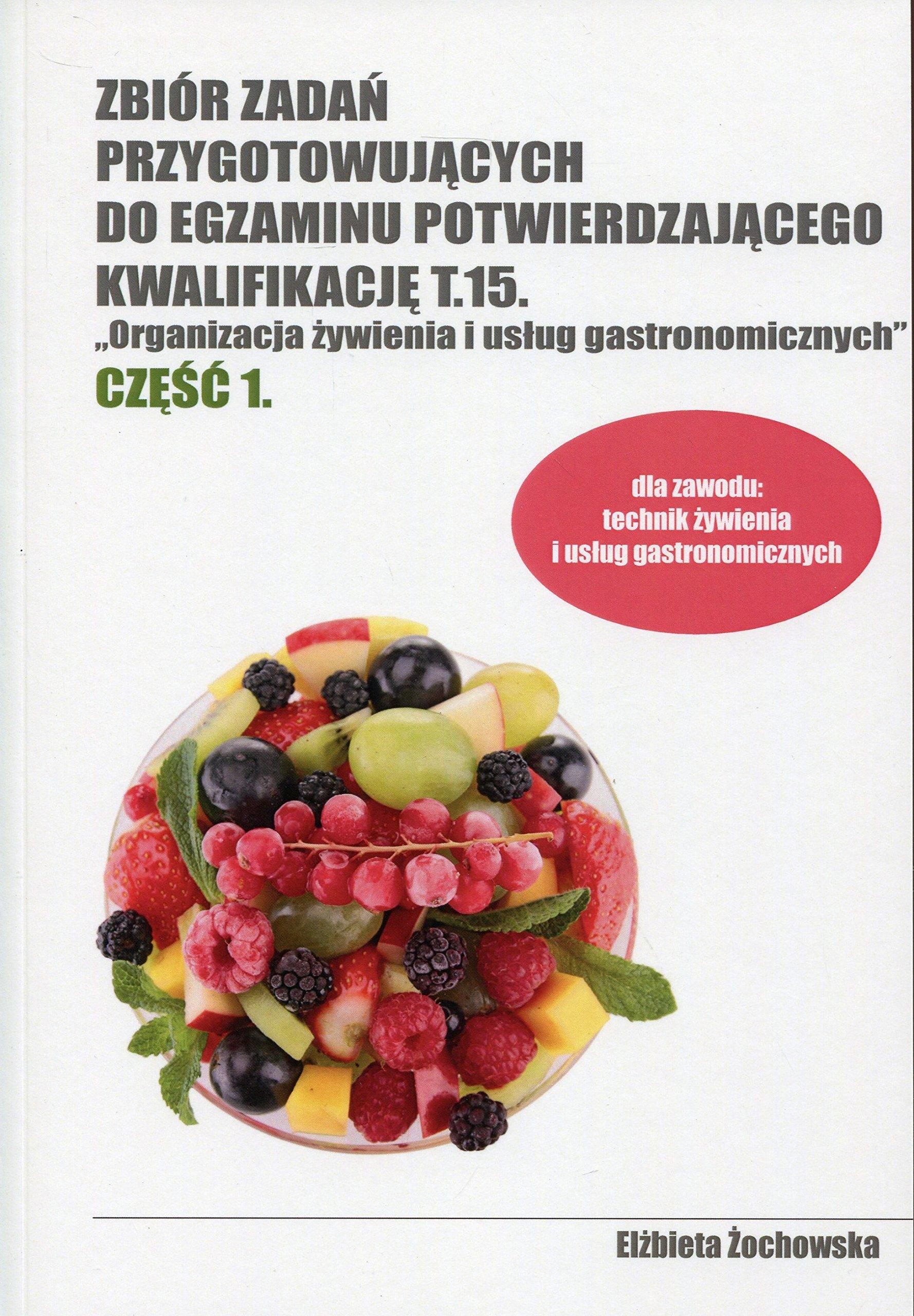 Download Zbior zadan przygotowujacych do egzaminu potwierdzajacego kwalifikacje. Tom 15 ebook