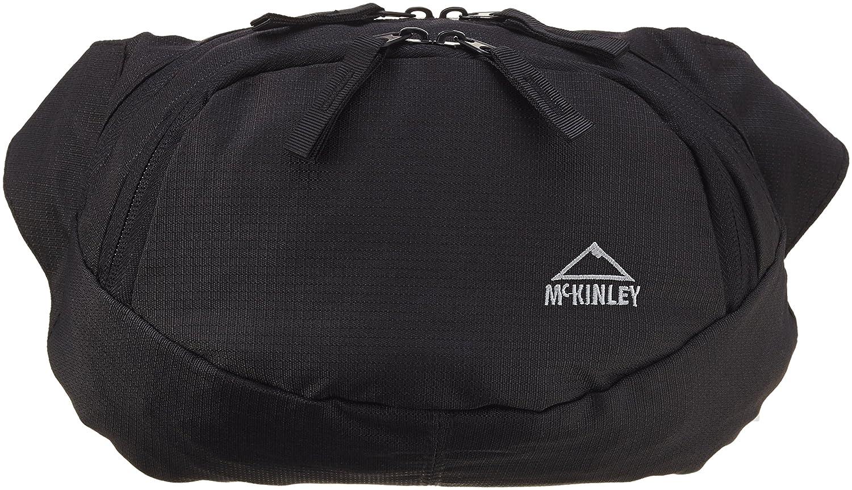 McKinley Perfectamente Cinturón Bolsillo, Negro, 38 x 16 x 9 cm: Amazon.es: Deportes y aire libre
