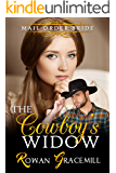 Mail Order Bride: The Cowboy's Widow (Historical Western Romance)