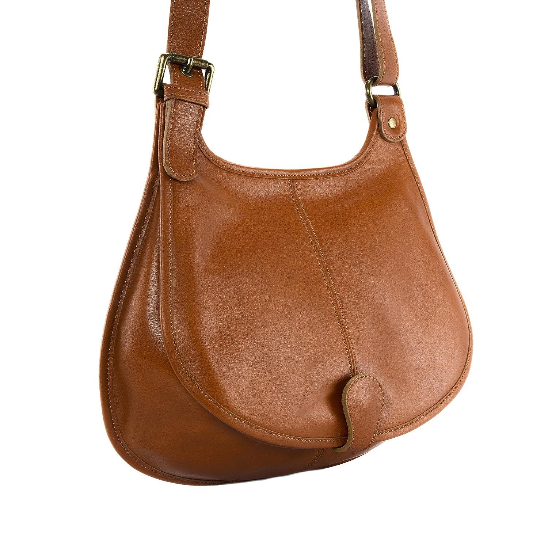 Lisse Cartouchière Oh Sac À Soldes Main My Style Bag Cuir Besace shrCxtdQ