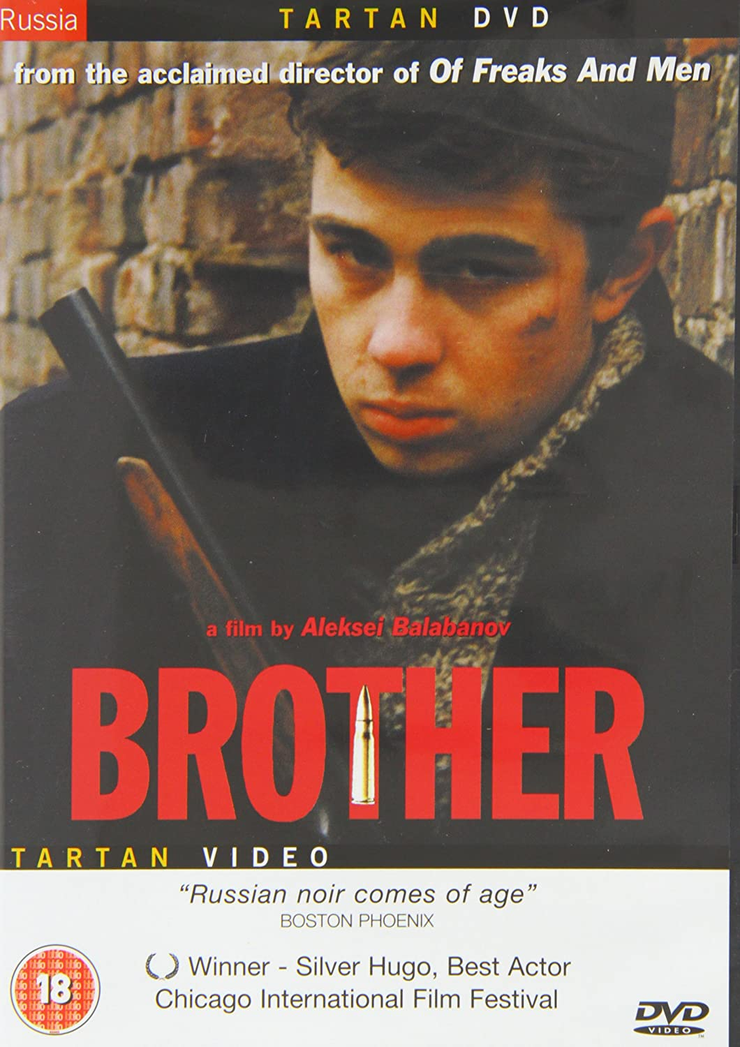 A walk through the filming locations of the film Brother with Sergey Bodrov
