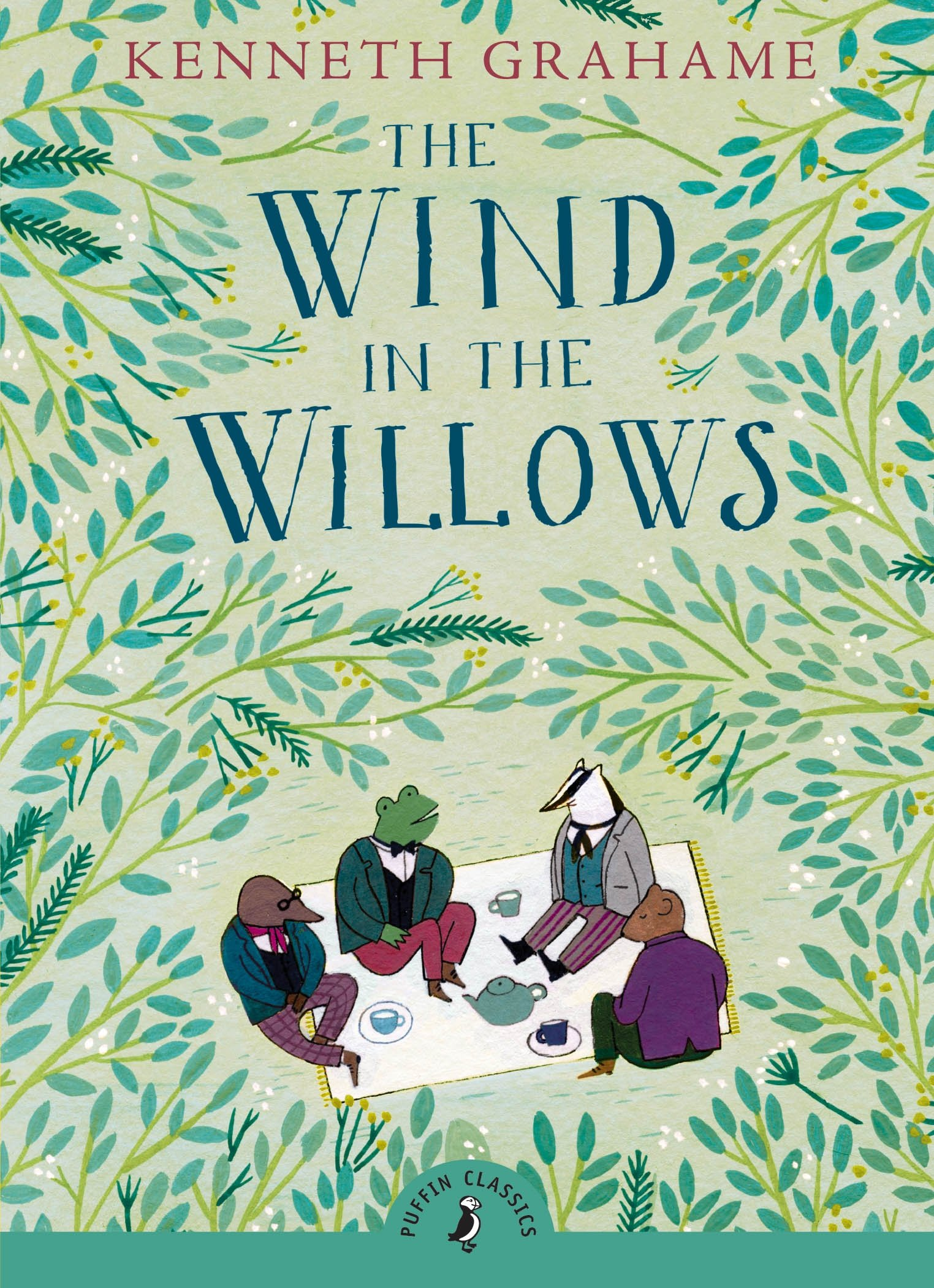 The Wind In The Willows (puffin Classics): Kenneth Grahame: 9780141321134:  Amazon: Books