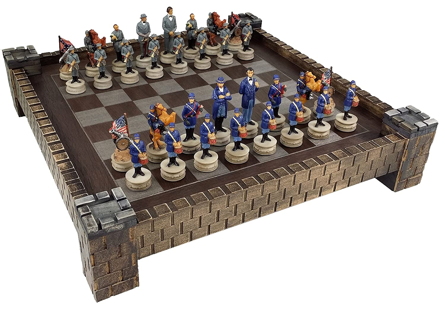 100 decorative chess set jonathan adlerwhite cabana white cabana how to make a macgyver - Ornate chess sets ...