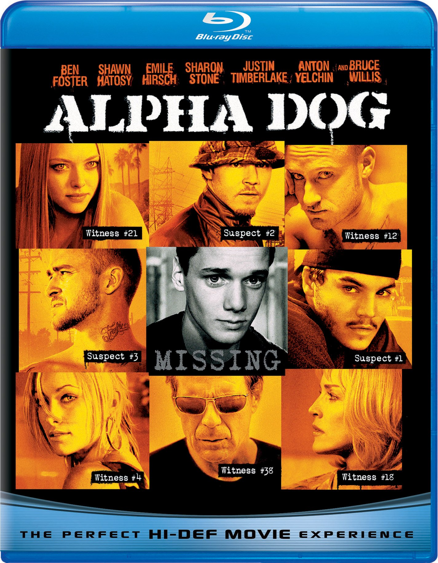 Blu-ray : Alpha Dog [Widescreen] (, Dubbed, Dolby, AC-3, Digital Theater System)