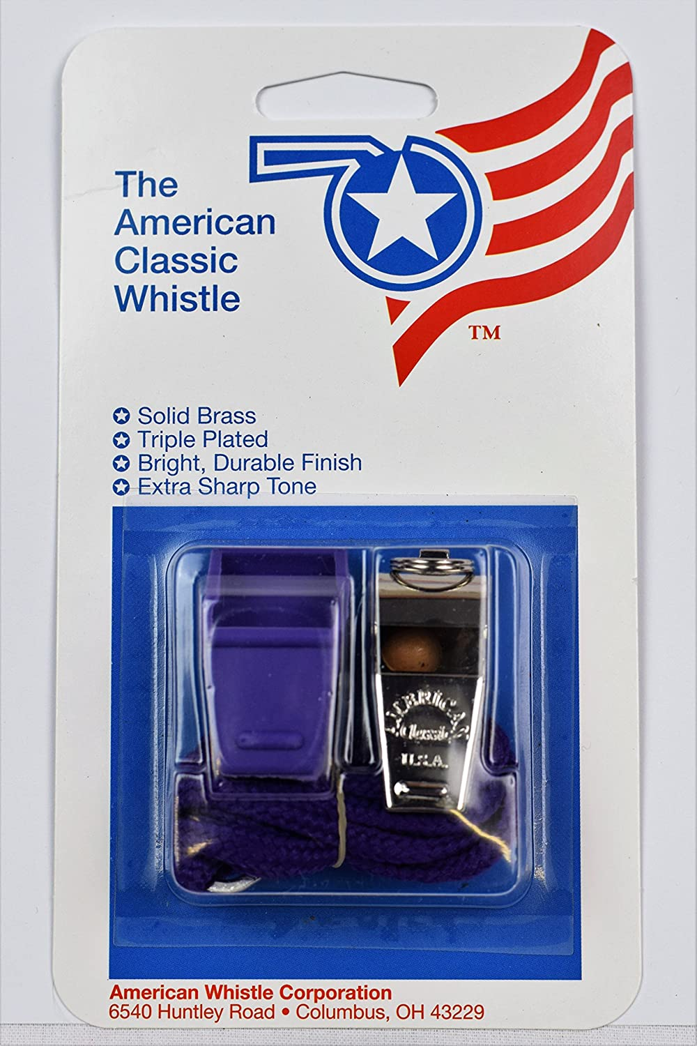 Purple The American Classic Whistle
