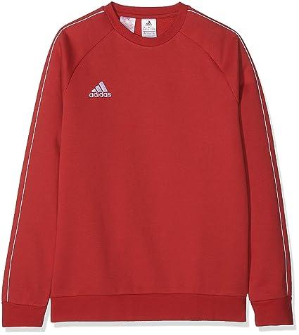 adidas CV3970 Sudadera, Unisex Niños, (Rojo/Blanco), 3XL (15