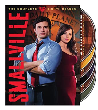 Amazon com: Smallville: Season 8: Tom Welling, Allison Mack