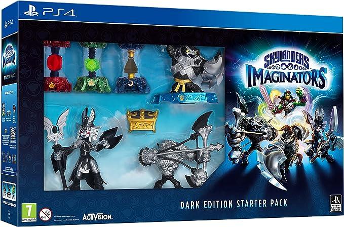 Skylanders Imaginators Starter Pack - Bundle Limited [Importación Italiana]: Amazon.es: Videojuegos
