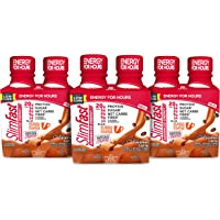 12-Count SlimFast Advanced Energy Caramel Latte Meal Replacement Shake