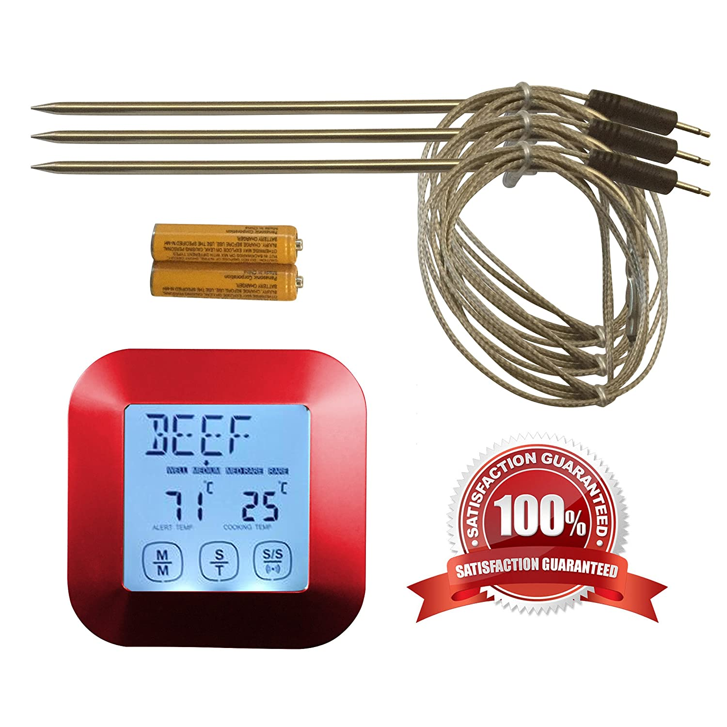 The Clever Life Digital Meat Thermometer Review