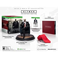 Hitman - Xbox One Collector's Edition
