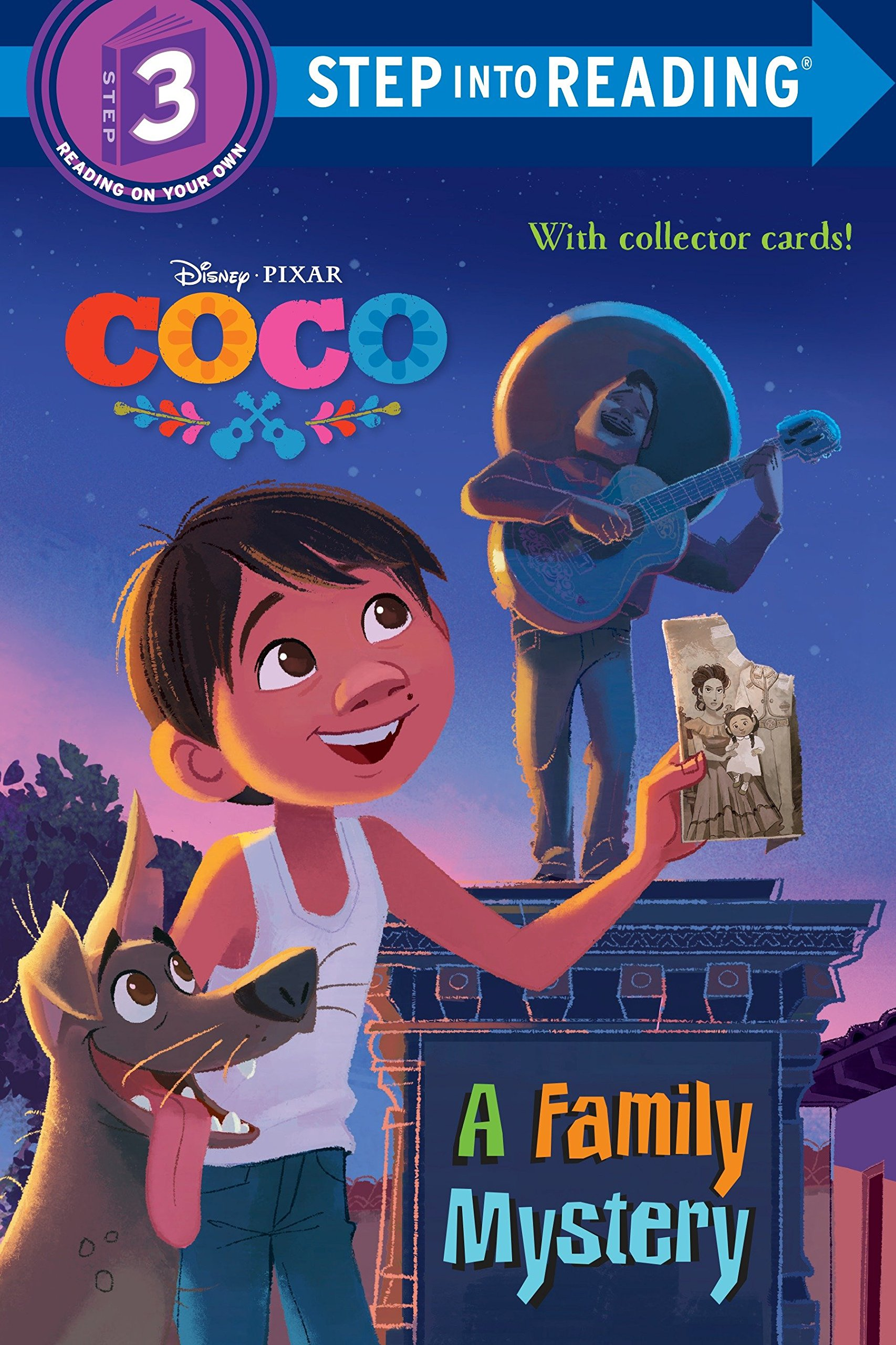 Read Online A Family Mystery (Disney/Pixar Coco) (Step into Reading) pdf