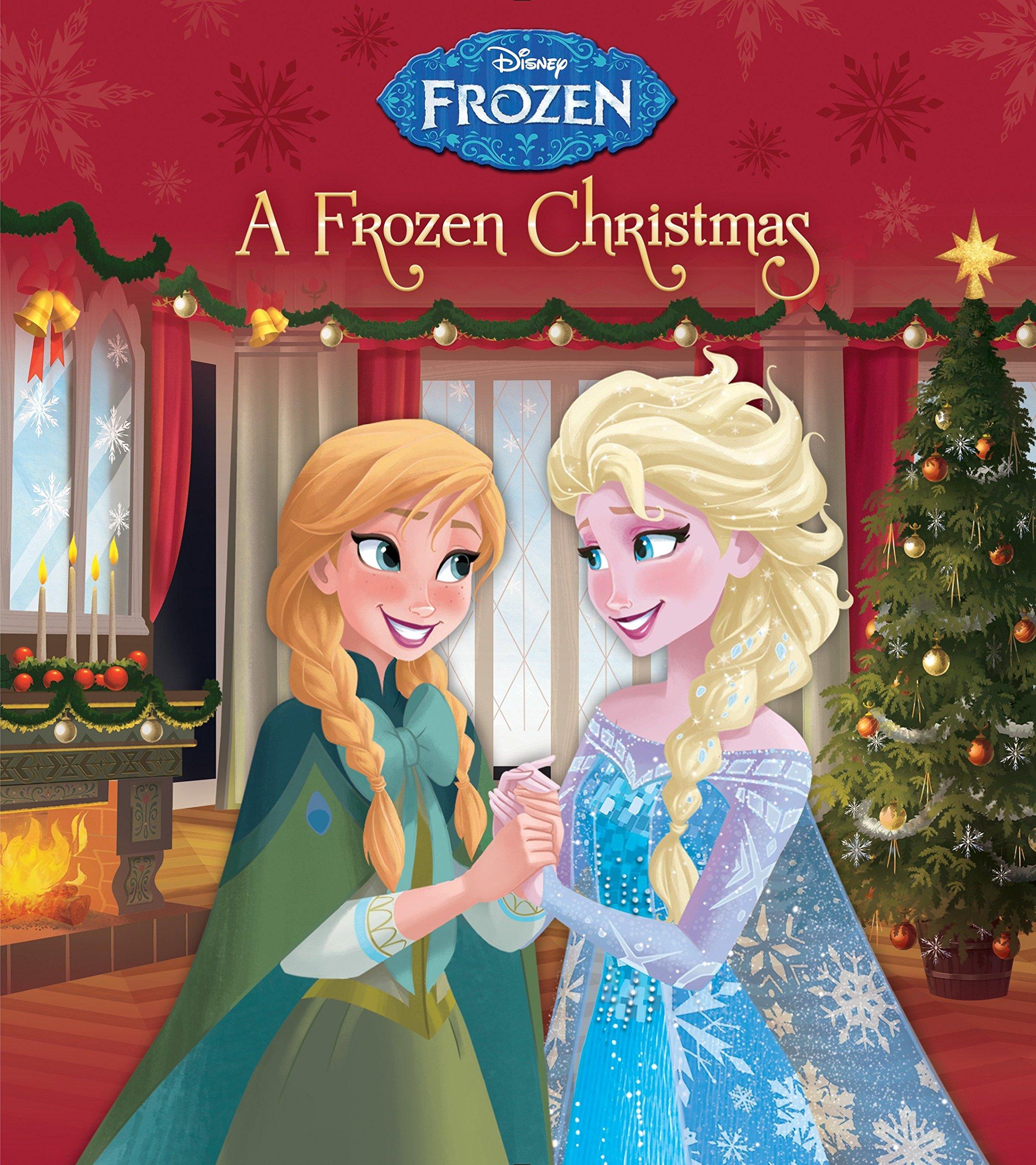 FROZEN CHRISTMAS, A: Andrea Posner-Sanchez, RH Disney: 9780736434799 ...