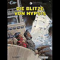 Valerian und Veronique 12: Die Blitze von Hypsis (German Edition) book cover