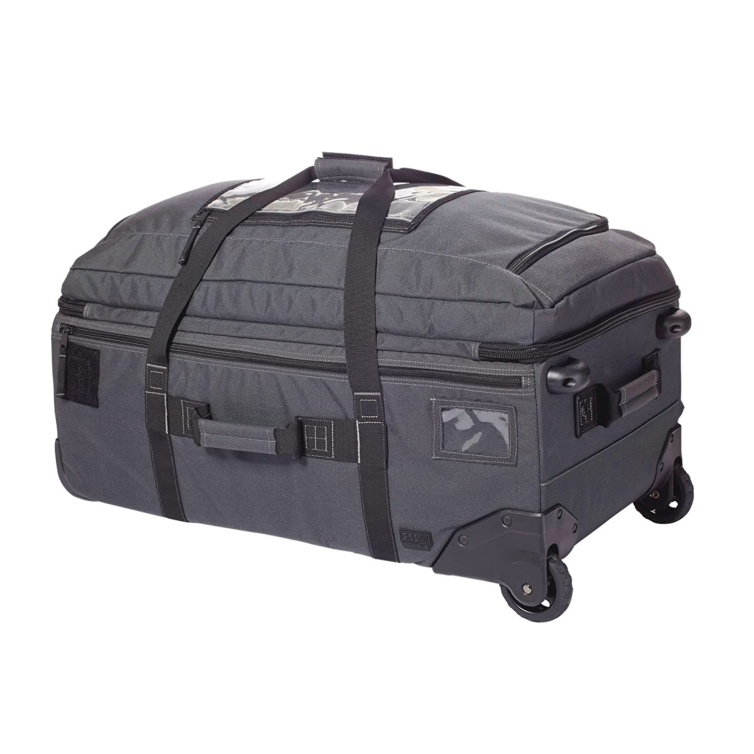 5.11 # 56960 Mission Ready 2.0 Rolling Duffle Bag, Double Tap ...