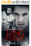 Fang Brotherhood: A Gay MM Vampire Romance