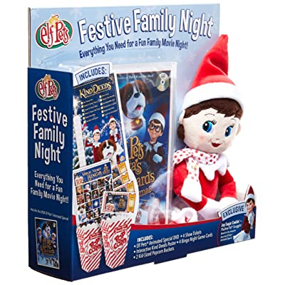 The Elf on the Shelf Festive Family Night: Toys & Games