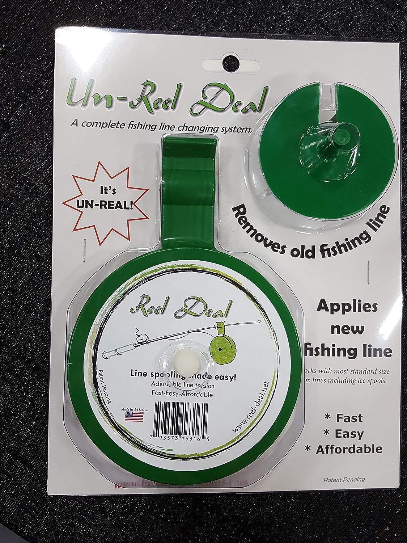 ベストセラー Un-Reel Deal Deal コンボキット コンボキット Un-Reel B07KRTVFYC, ボディーライン:43fd79b3 --- a0267596.xsph.ru