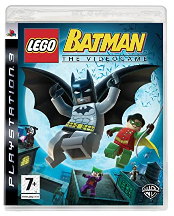 LEGO Batman: The Videogame (PS3): Amazon.co.uk: PC & Video Games