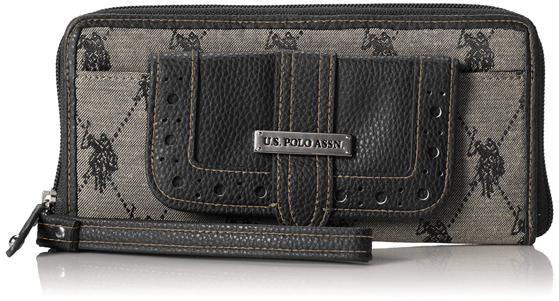 U.S. Polo Assn. Gatsby LG Cell Phone Wristlet Wallet