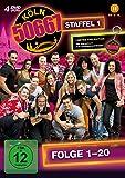 Köln 50667 - Staffel 1 (Folge 1-20) [Limited Edition] [4 DVDs]