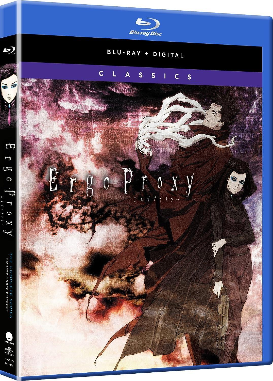 Ergo Proxy Complete Series Classics Blu-ray (Dual Audio)