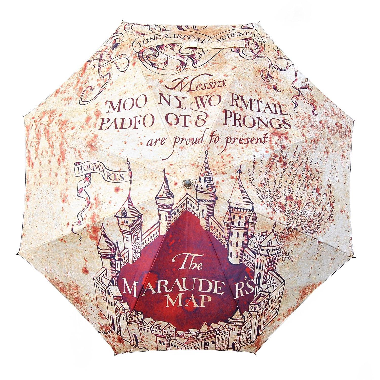 Parapluie Harry Potter - Carte des Maraudeurs Elbenwald