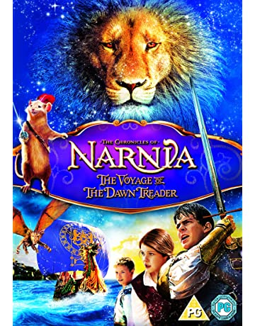 Amazon Co Uk The Chronicles Of Narnia Dvd Blu Ray