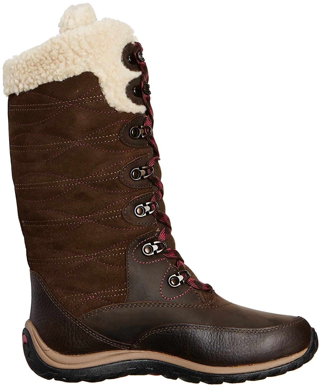 Buy Timberland Women's EK Willowood WP INS Snow Boot, Dark