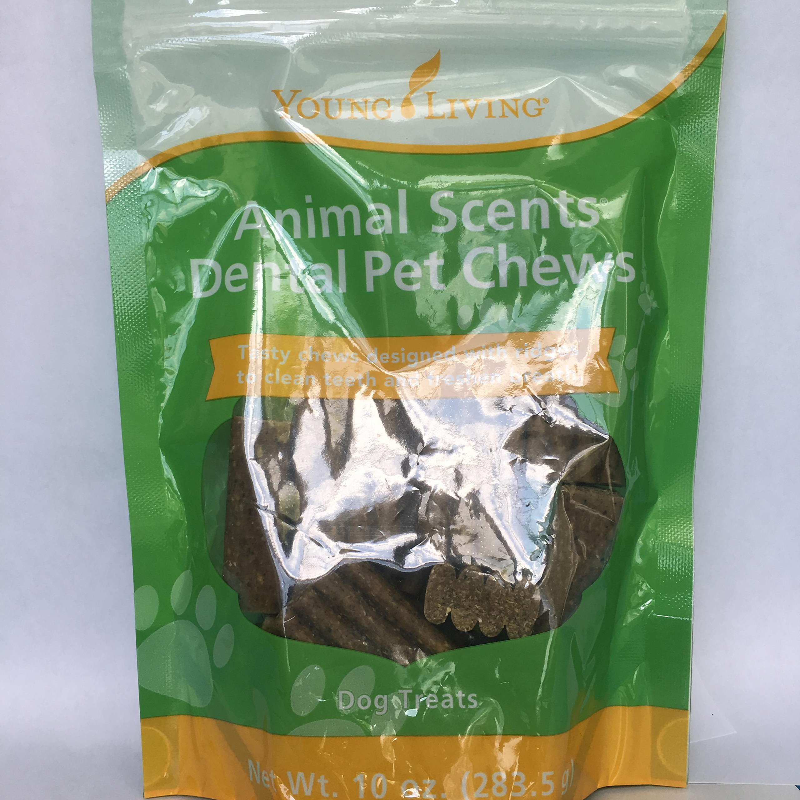 Animal Scents Dental Pet Chew by Young Living (10 Chews)