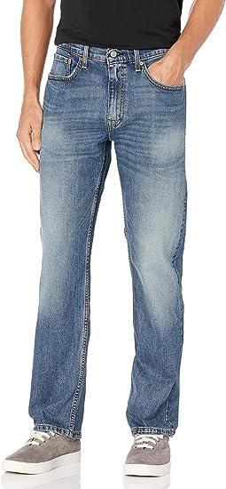 Levi S Men S 514 Straight Fit Jean Amazon Co Uk Clothing