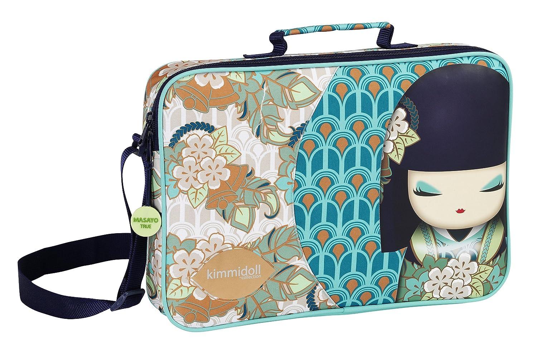 Kimmi Doll - Cartera para extraescolares, 38 x 28 x 6 cm (Safta 621531385): Amazon.es: Juguetes y juegos