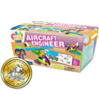 Deals on Thames & Kosmos Kids First Aircraft Engineer Kit 567007