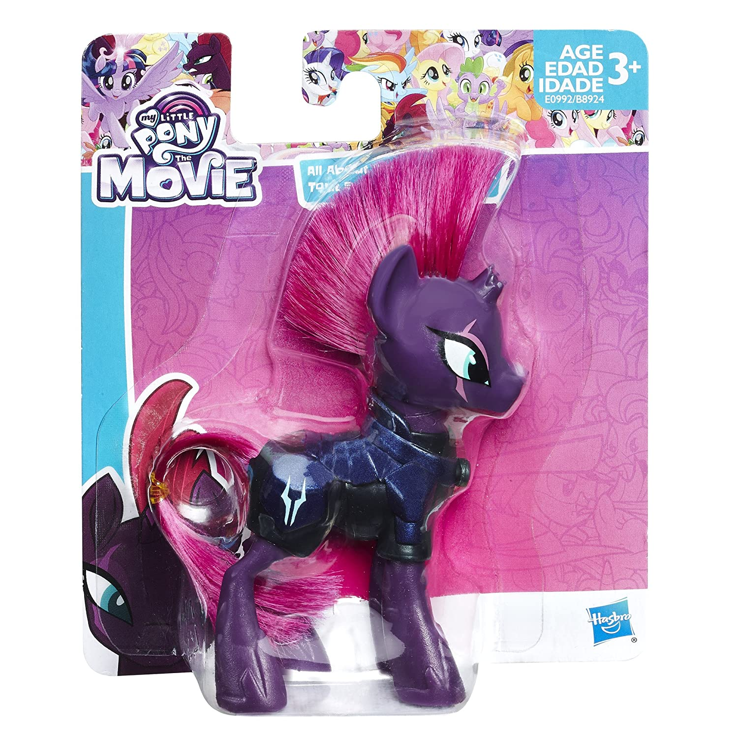 My Little Pony The Movie All About Tempest Shadow Hasbro E0992