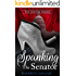 Spanking the Senator (The Justice Series Book 2)