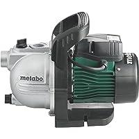 Metabo 600963000 600963000-Bomba de Agua para jardín P 3300 G 900W Altura máx. Bombeo 45 m