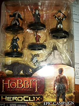 The Hobbit - Paquete de Figuras para Juego de Mesa: Amazon.es: Juguetes y juegos