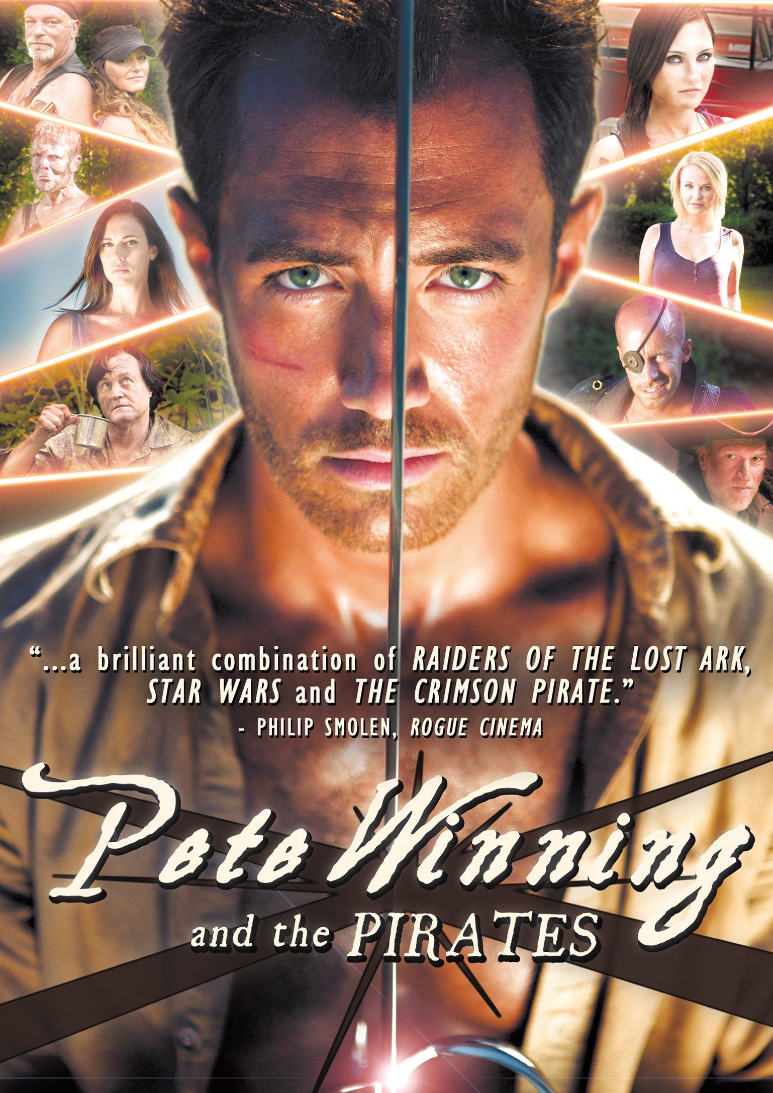 DVD : Pete Winning & The Pirates (DVD)