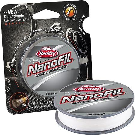 Berkley Nanofil Uni-Filament Angelschnur/ /300/Yard