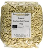 Buy Whole Foods Organic Cashew Nut Pieces 1 Kg