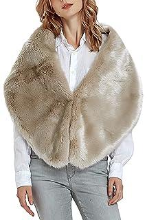 Amazon.com: ¡Nuevo! Bufanda gruesa para mujer, ideal para ...