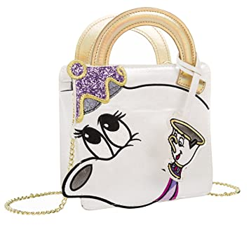 94875836c Disney Mrs Potts And Chip Cross Body Handbag from Danielle Nicole ...