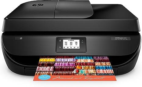 HP OfficeJet 4656 - Impresora multifunción inalámbrica (inyección ...