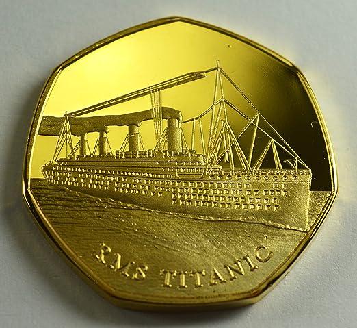 RMS Titanic, White Star Line - Álbumes de Monedas conmemorativos ...