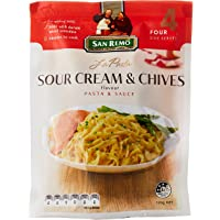 San Remo Sour Cream and Chives, 120g,SR2006