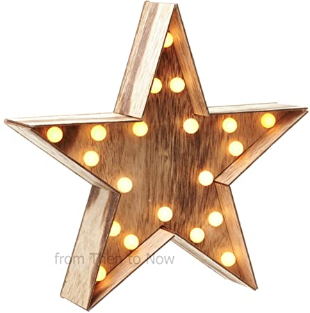 Heaven Sends Light Up Star Pre Lit Christmas Or Home Decoration